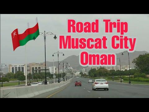 Road Trip- Ghala Industrial to Al Qurom Muscat  Oman