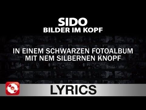 SIDO - BILDER IM KOPF - AGGROTV LYRICS KARAOKE (OFFICIAL VERSION)