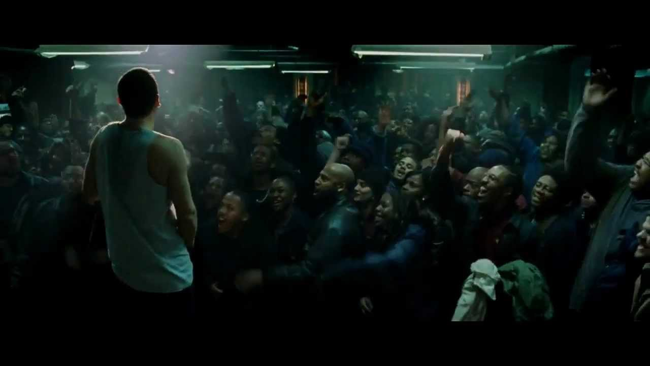 8 mile battle