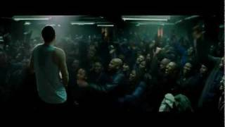 8 Mile - Final Battle - Eminem VS Papa Doc (HD  & Audio)