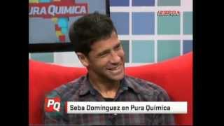 Sebastian Dominguez en Pura Quimica (28-09-2012)