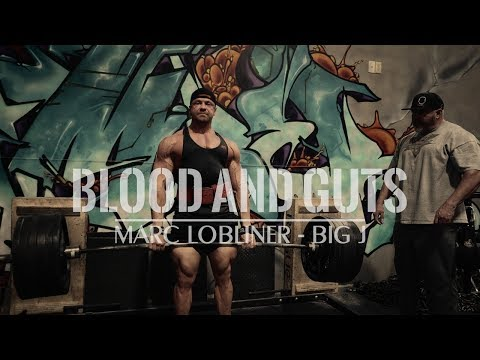 REAL Blood and Guts Back Training With Big J - TigerFitness Style