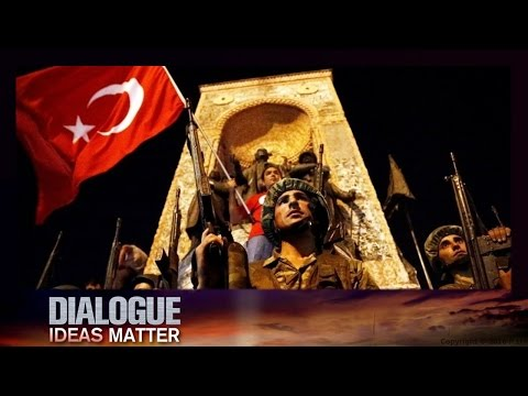 Dialogue— Turkey's Failed Coup Attempt 07/28/2016 | CCTV