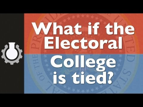 What If the Electoral College is Tied?