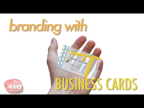 Video Varnish #33 - Print Your Own Custom Business Card Designs
