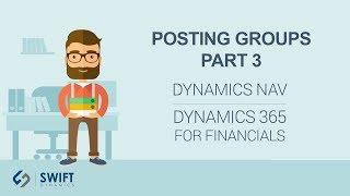 Posting Groups in Dynamics NAV - Tax Posting Groups - Part 3