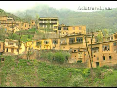Mountain Village, Iran by Asiatravel.com