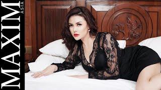 Stefany Fransisca at Maxim Asia Magazine