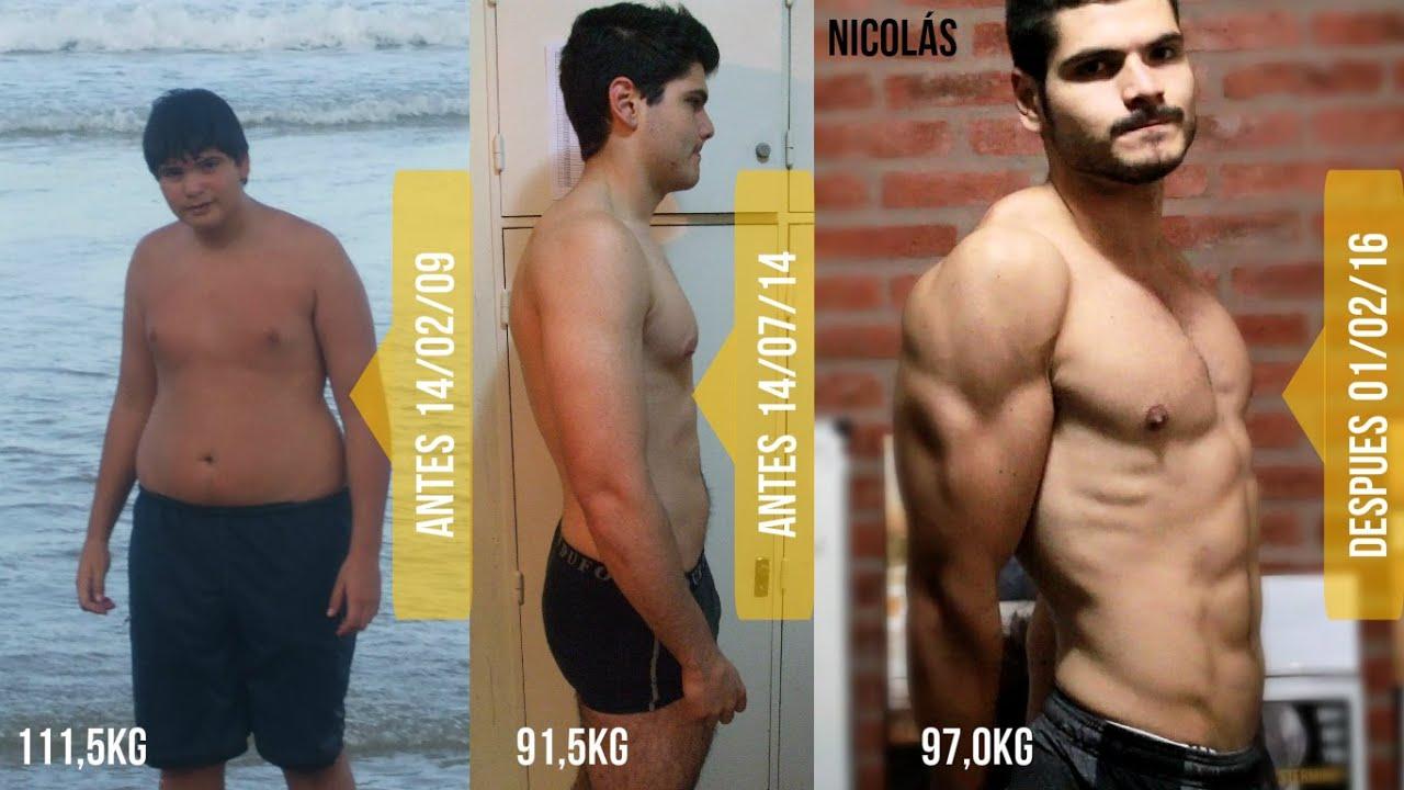 como bajar de peso y ser fitness