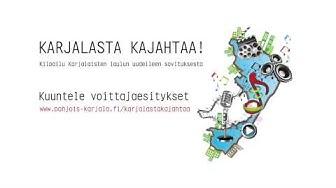 Timo Härkönen – Karjalaisten laulu