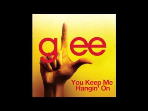 You Keep Me Hangin' On - Glee Cast Version [Full HQ Studio]