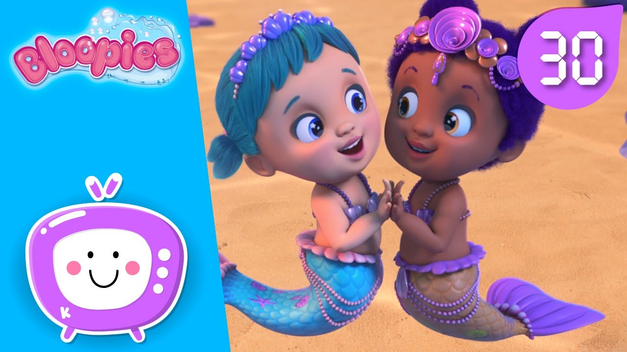BEST FRIENDS 😘💖 BLOOPIES 🧜♂️💦 SHELLIES 🧜♀️💎 New Collection 🌈 FULL Episodes 🎁 CARTOONS for KIDS