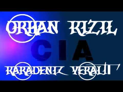 Orhan Kızıl- C.İ.A ( Whatsap Bitch 2015 ) #cia