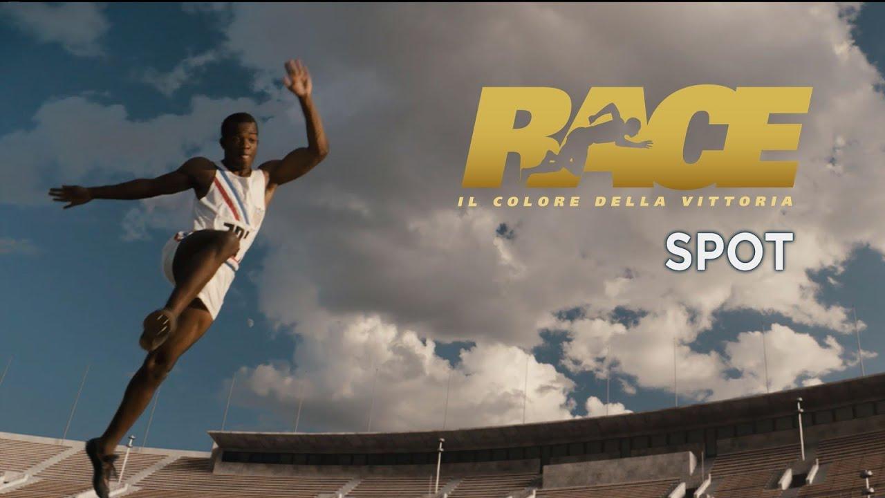 Race il colore della vittoria spot 30 youtube for Race il colore della vittoria