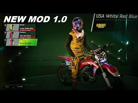SX The Game 2018 | Video Tutorial MOD 1.0 Install | Download + Preview