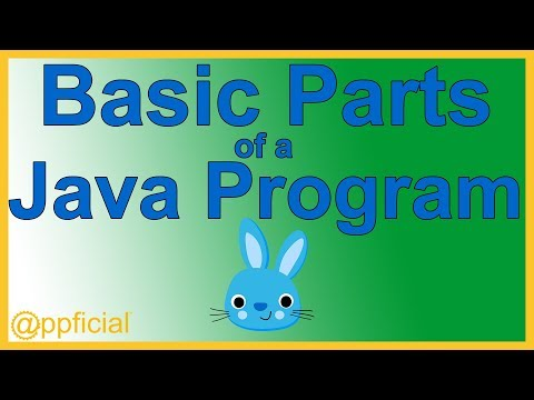 the-basic-parts-of-a-java-program---class-and-main-method-header-and-comments---appficial