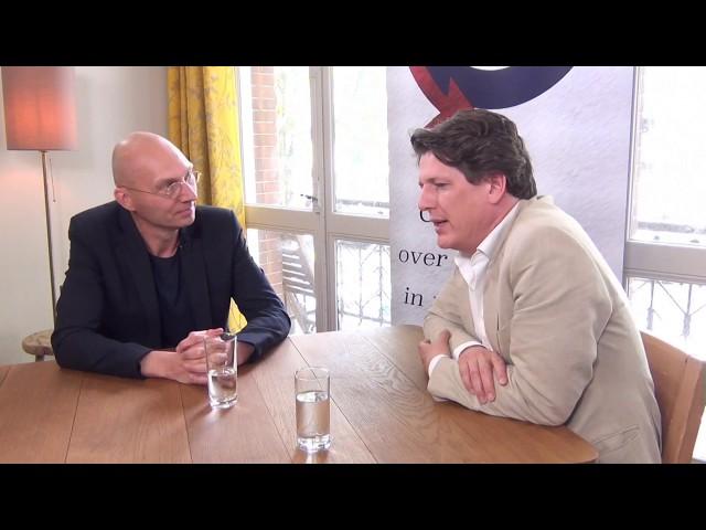 Roland vd Vorst: Technologisering vraagt om alfa-denken #vdotv