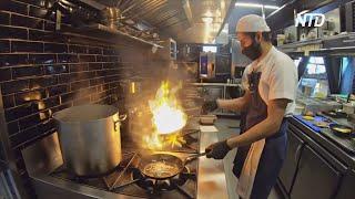 Лучшие рестораны Боготы готовят еду для нуждающихся