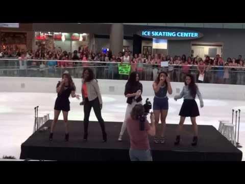 Fifth Harmony @ Galleria Mall in Dallas, Texas (Full Performance) Harmonize America