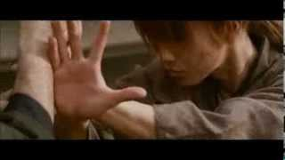 Rurouni Kenshin - Fight at the dojo Clip - Official Warner Bros. UK