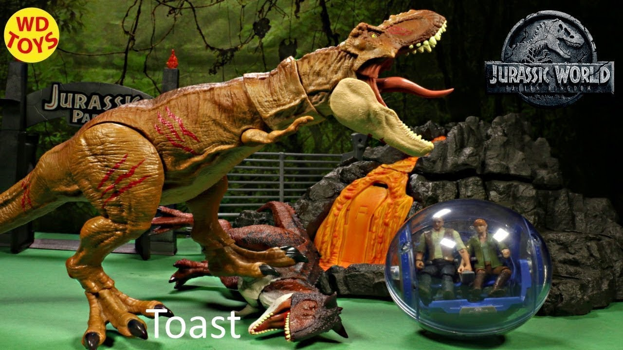 Jurassic World 2 Velociraptor Blue /& Owen figure set 2 Pack