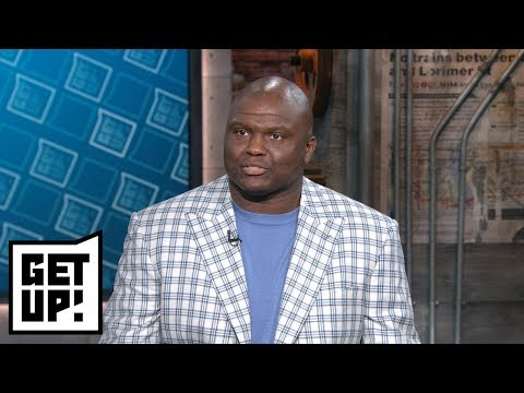 Booger McFarland: Robert Kraft would choose Tom Brady over Bill Belichick | Get Up! | ESPN
