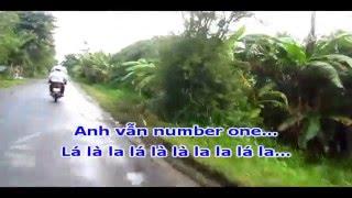 Anh number one (karaoke)