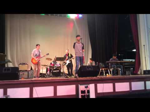 All of Me cover by The Dream Band