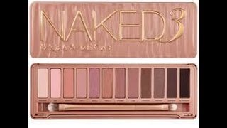 Review recensione Naked 3 Urban Decay Thumbnail