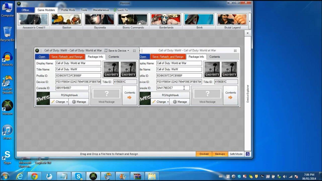 Cod4 mod menu modio » ulexincsik cf