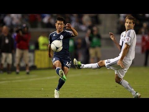 HIGHLIGHTS: LA Galaxy vs. Vancouver Whitecaps