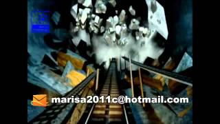 Terrorist track from JAMMA 5D Cinema Movies