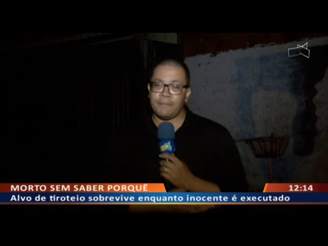 DF ALERTA - Um morto e 5 feridos em acerto de contas contra adolescente