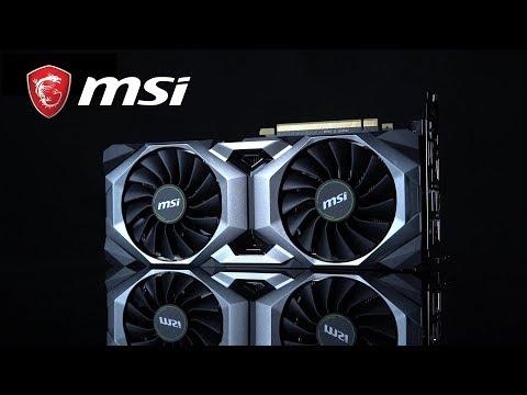 MSI GeForce RTX 2060 6GB Ventus OC