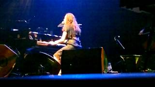 Regina Spektor - Barcelona 10 luglio 2012 - 6. Oh Marcello, Ballad Of A Politician, Sailor Song