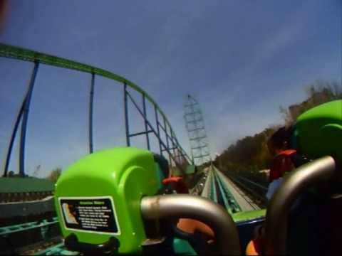 $17 Six Flags Adventure Trip