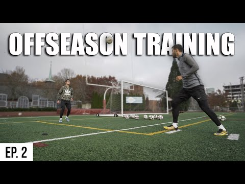 Training With A Portland Timbers Player