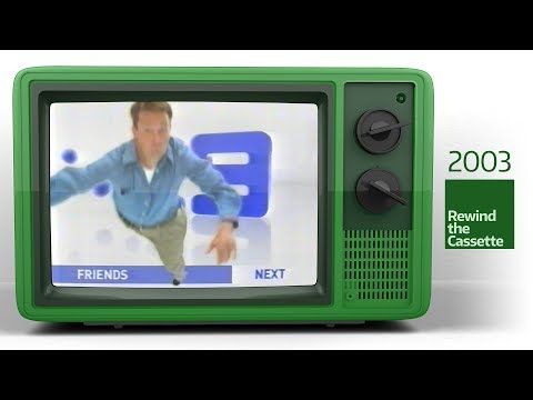 Nine Network - Signpost and 'Friends' Ident (March 2003)
