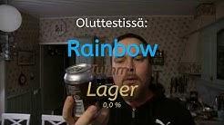Oluttesti: Rainbow Tumma Lager 0,0%