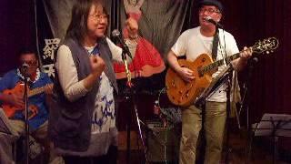LIVE at Cafe Jive Hiroshima 23 Apr. 2017.