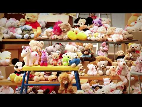 2000 Teddies: A film from the Manchester Together Archive