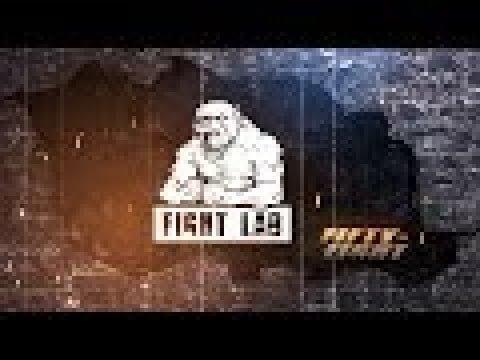 FIGHT LAB 58   DALTON HALL VS  MILES BELK