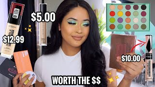 NEW DRUGSTORE MAKEUP THAT IS WORTH YOUR MONEY | SOO GOOD & AFFORDABLE !