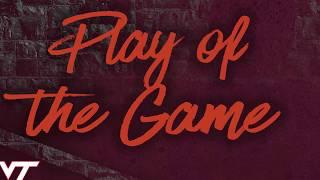 Baseball - Play of the Game vs North Carolina