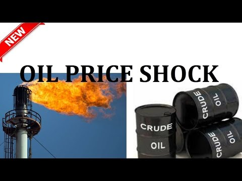 OIL PRICE SHOCKER