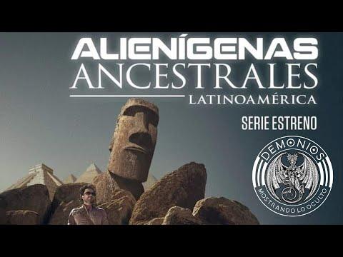 339 - Alienígenas Ancestrales Latinoamérica
