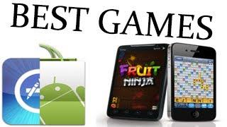 10 лучших игр для iOS-Android