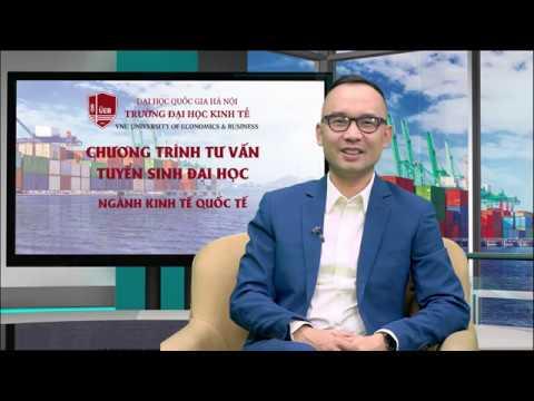 Photo of [Talkshow] Tư vấn tuyển sinh đại học ngành Kinh tế quốc tế của Trường Đại học Kinh tế – ĐHQGHN  cập nhật mới nhất