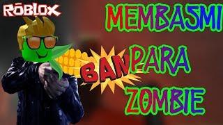Membasmi Para Zombie | Zombie Rush Roblox Indonesia