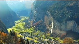 Alps, Switzerland - Альпы, Швейцария - самые красивые места и как туда добраться(When this video dial 1000000 views. I'll post a video describing the trip to this country. Happy viewing! ;-) Когда это видео наберет 1 000 000 просмотров, я..., 2015-03-17T08:59:29.000Z)
